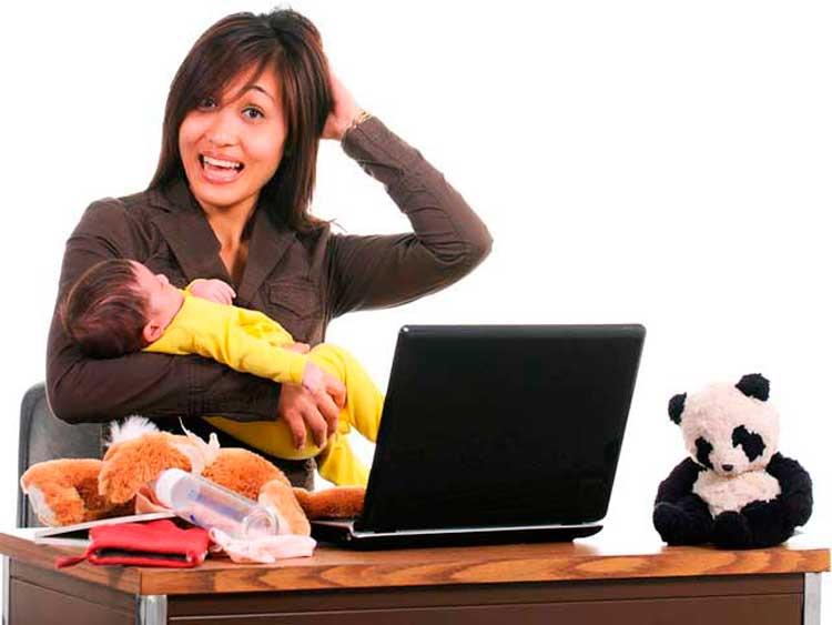 как-зарабоать-молодой-маме-в-декрете